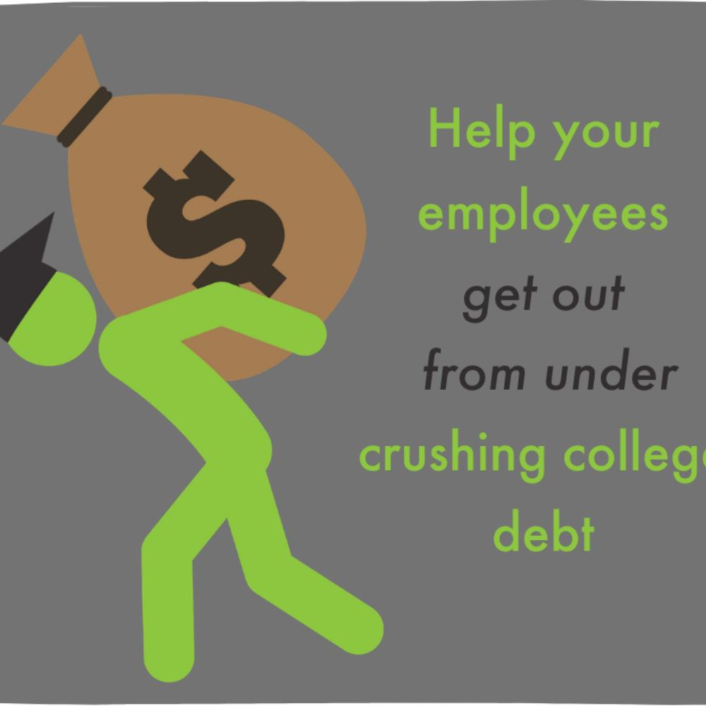 Image for blog 5 Reasons Why College Savings and Student Loan Assistance Should be Part of Every Employer's Benefits Package