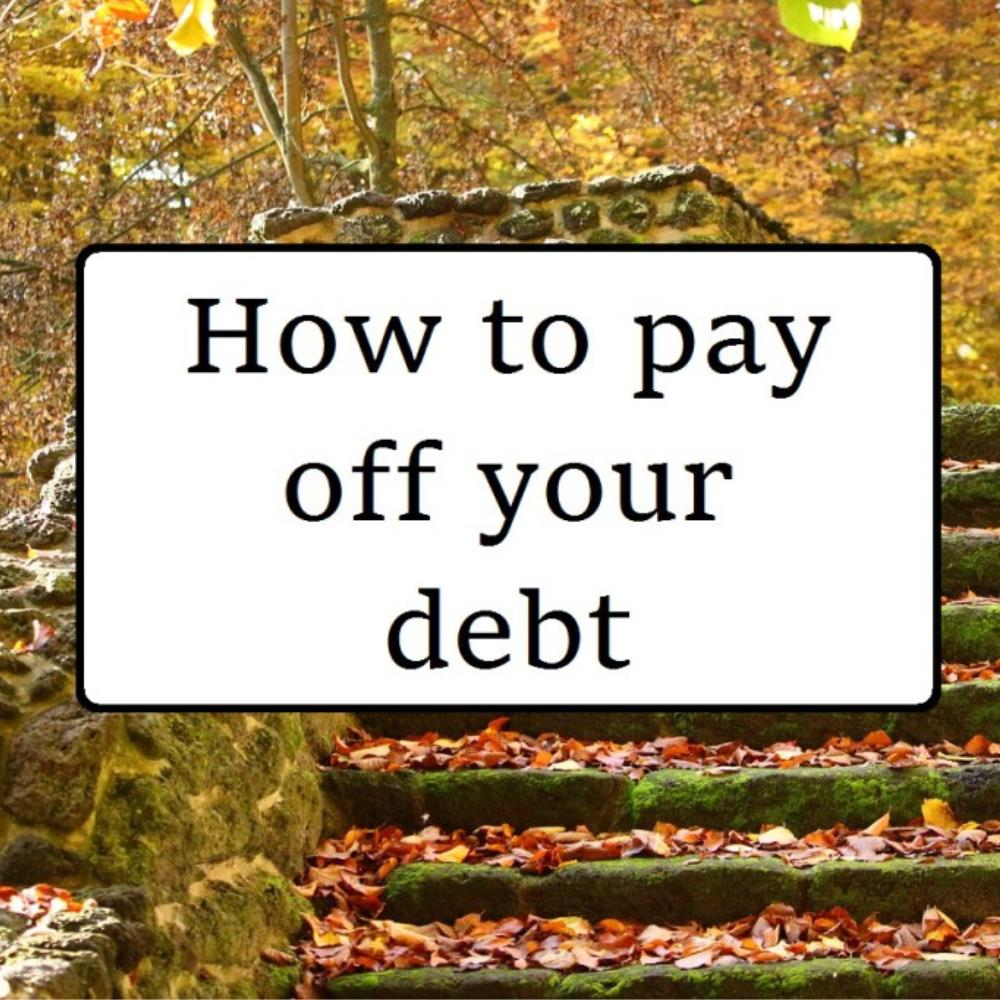 Image for blog 6 Crucial Steps to Getting Out of Debt