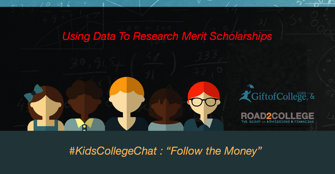 Image for blog Using Data To Research Merit Scholarships