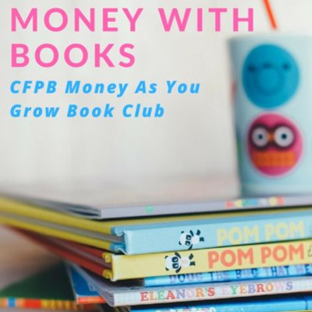 Image for blog Teaching Kids About Money With Books