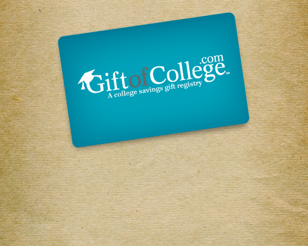 Gift of College Card