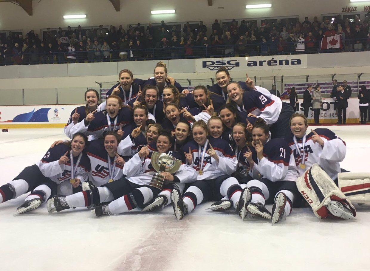 womens hockey team opened - HD1024×768
