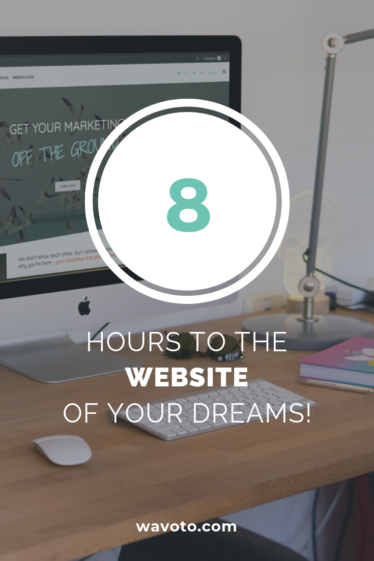 The website of your dreams doesn't need to cost thousands of dollars and be out of your reach - you just need a few hours and 7 simple steps - find them here!