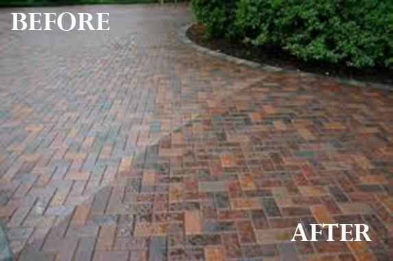 brick pavers maintenance