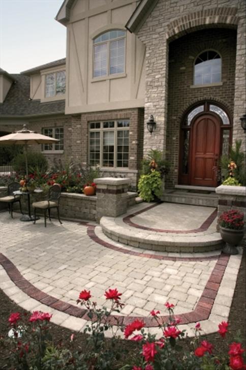 Bricks Garden Center Quakertown Hours : Steps walls and seats