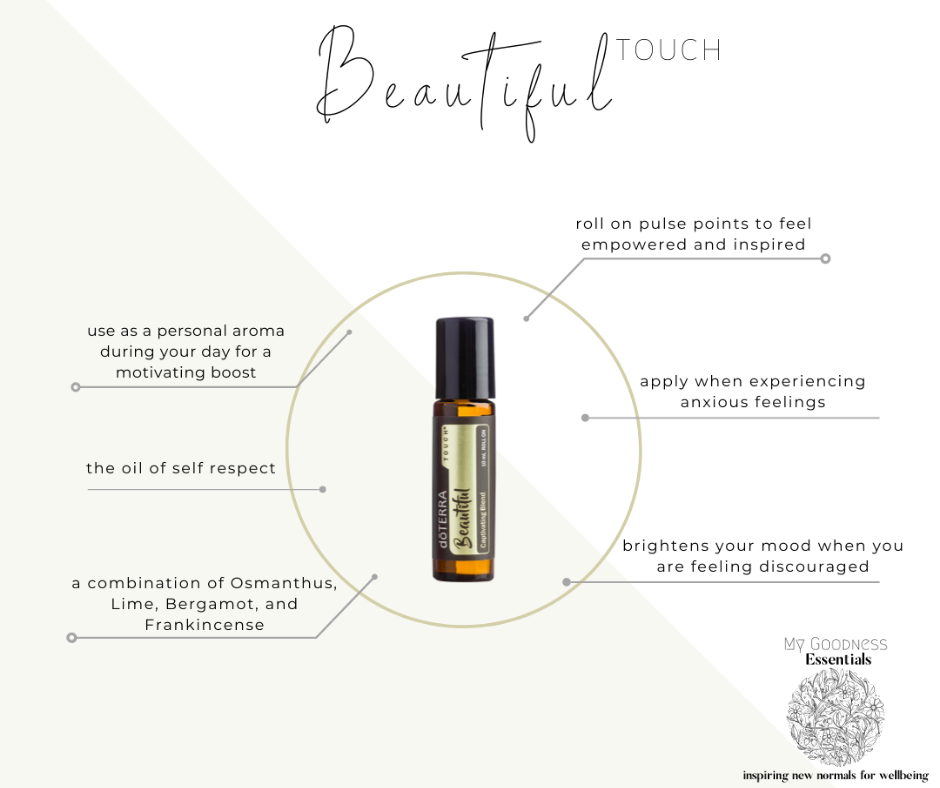 All About doTerra's Beautiful Blend