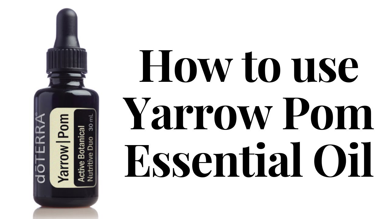 All About Yarrow|Pom by doTerra