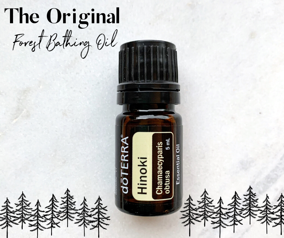 All About Hinoki Essential Oil