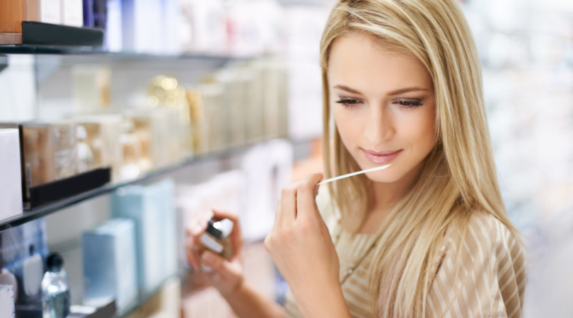 The negative health impacts of synthetic fragrances #syntheticfrangrancedangers