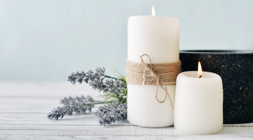 The dangers of candles for the health of your home #toxiccandles #toxinsincandles #arecandlesdangerous