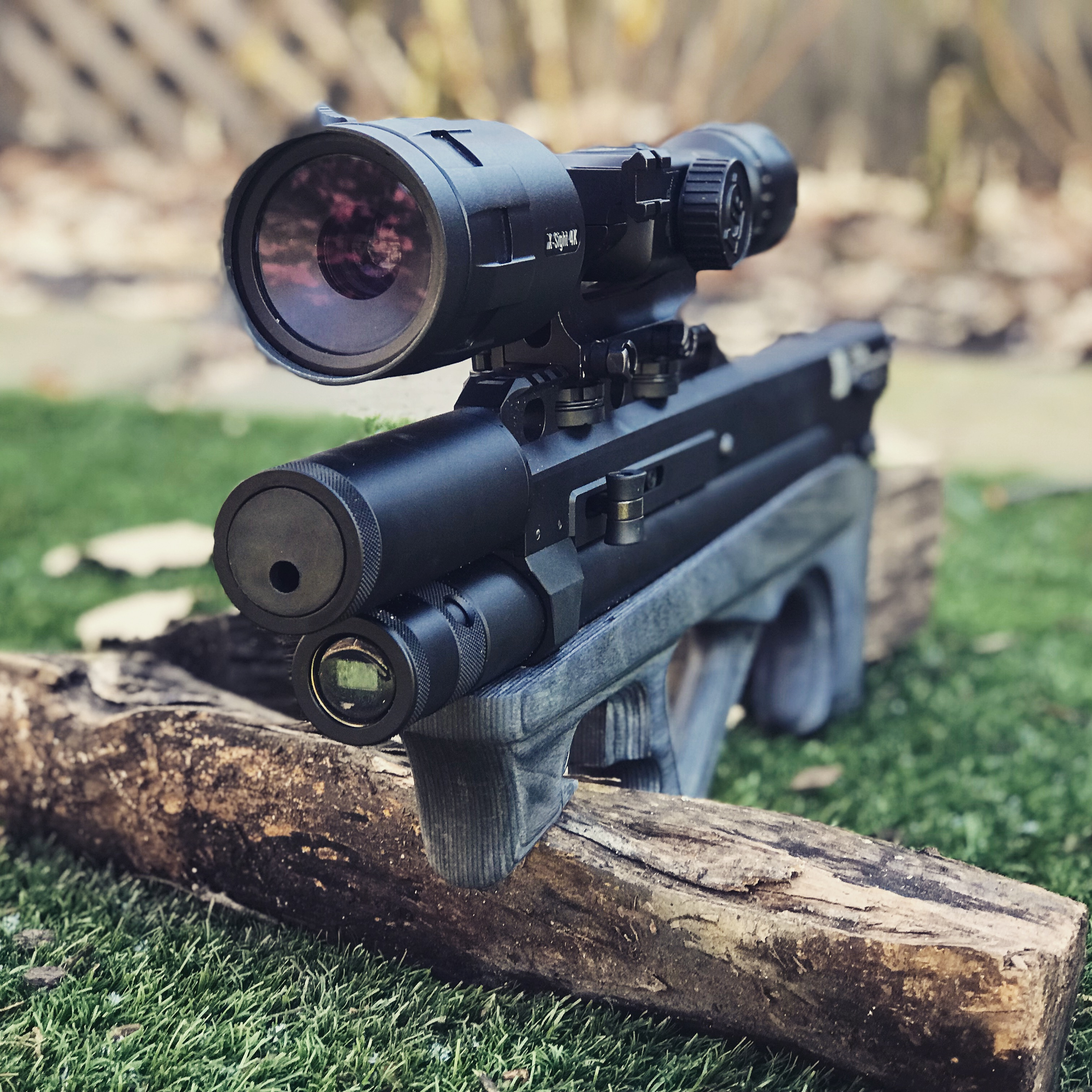 EDgun Leyla 2.0 with ATN X Sight 4K Pro 3-14x