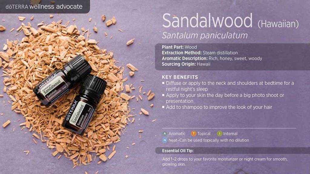 Hawaiian Sandalwood