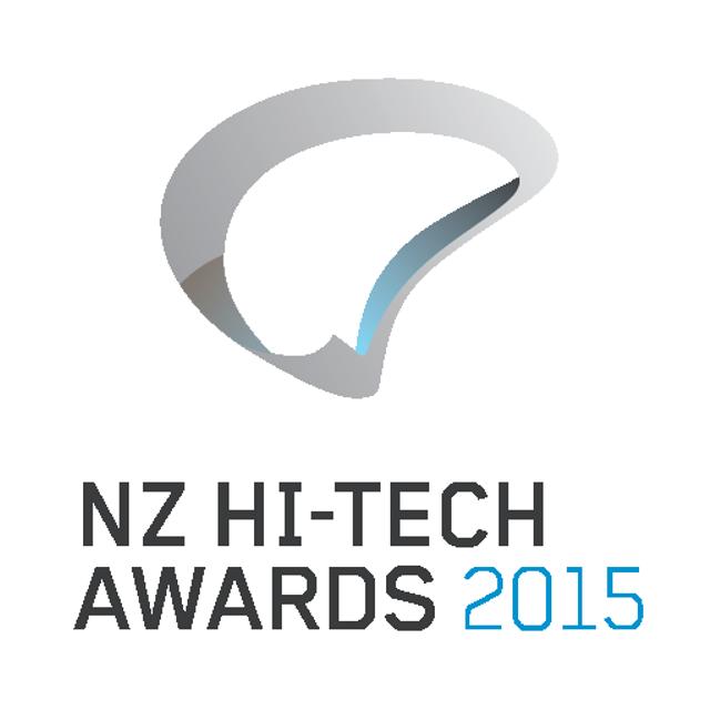 NZ Hi-Tech Awards logo