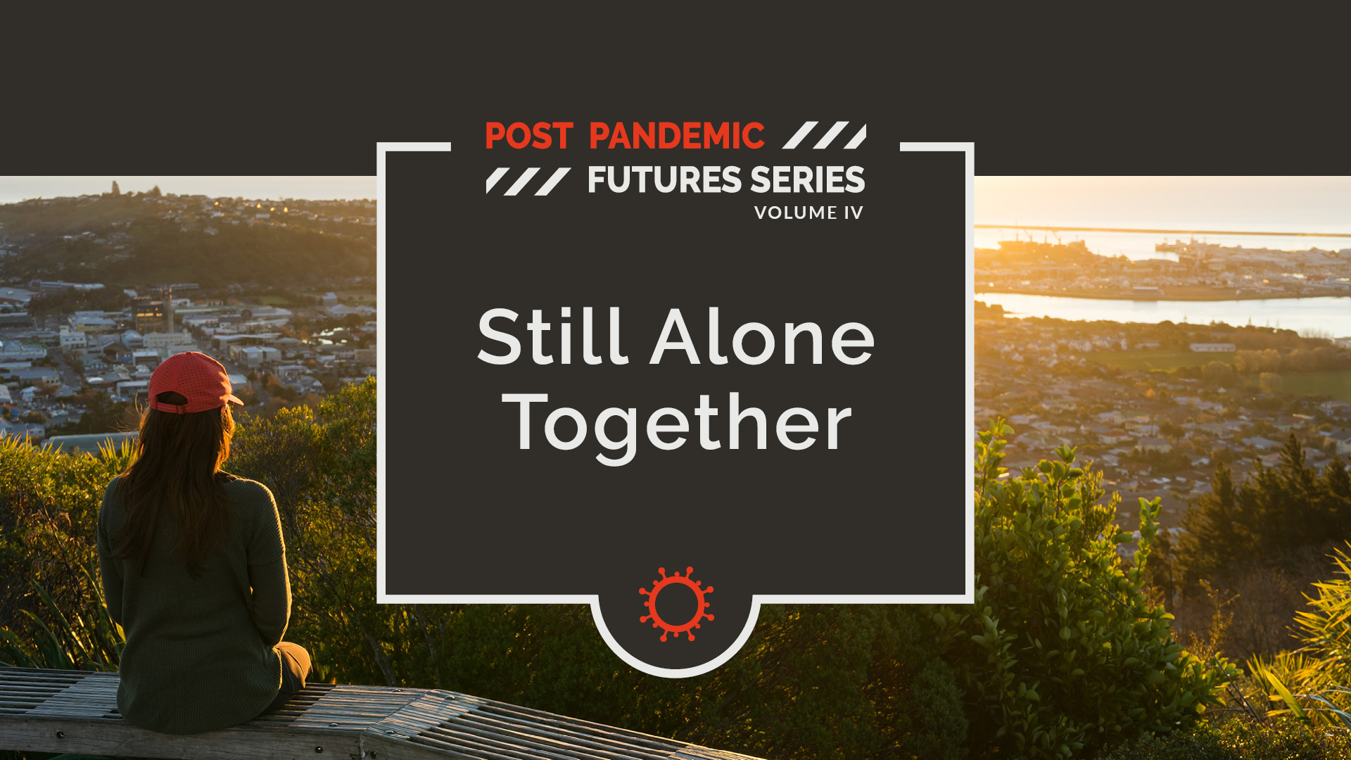 Cover of the Still Alone Together report.